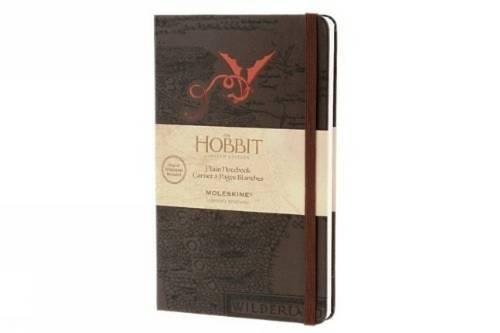 9788866137993: Moleskine The Hobbit Limited Edition Hard Plain Large Notebook (Moleskine Limited Edition)