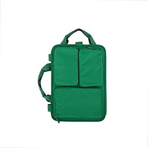 9788866138372: Moleskine Oxide Green Bag Organiser - Laptop 13.5 (Moleskine Non-Paper)