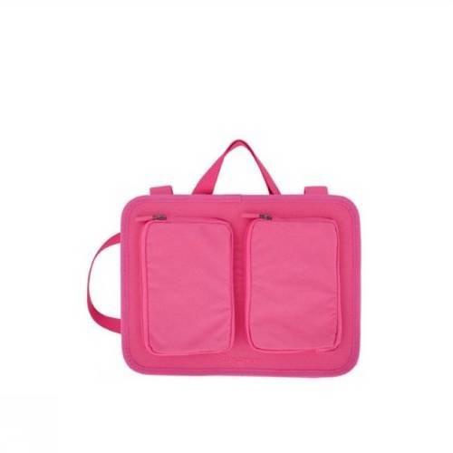Moleskine Bag Organizer, Tablet (10 in.), Magenta (10.75 x 7.75 x 1.25): Moleskine