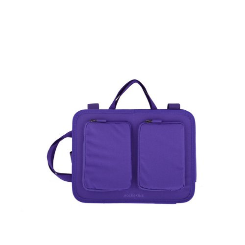 Moleskine Bag Organizer, Tablet (10 in.), Brilliant Violet (10.75 x 7.75 x 1.25): Moleskine