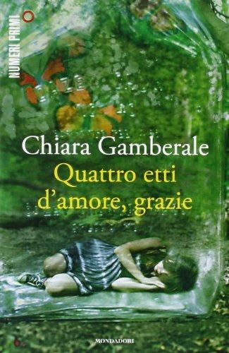 9788866210771: Quattro etti d'amore, grazie (NumeriPrimi)