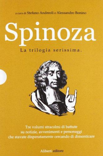 9788866260684: Spinoza. La trilogia serissima