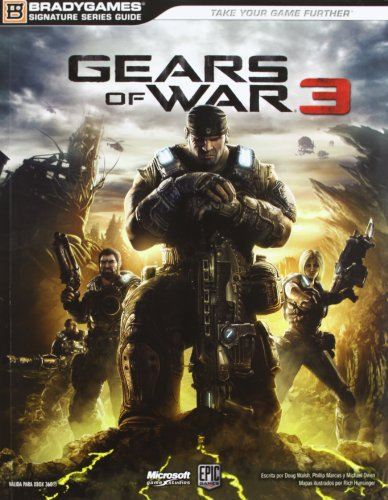 9788866310099: Guía Oficial Gears Of War 3
