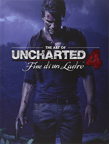 9788866312345: The art of uncharted 4. Fine di un ladro (Artbook)