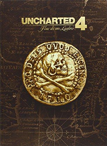 9788866312437: Uncharted. Fine di un ladro. Guida strategica ufficiale da collezione in italiano: 4