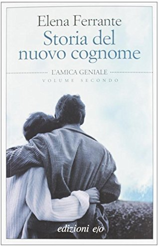 Storia del nuovo cognome: Elena Ferrante