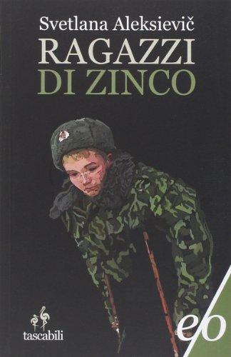 9788866324829: Ragazzi di zinco