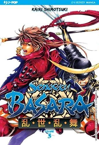 9788866340676: Sengoku Basara vol. 3