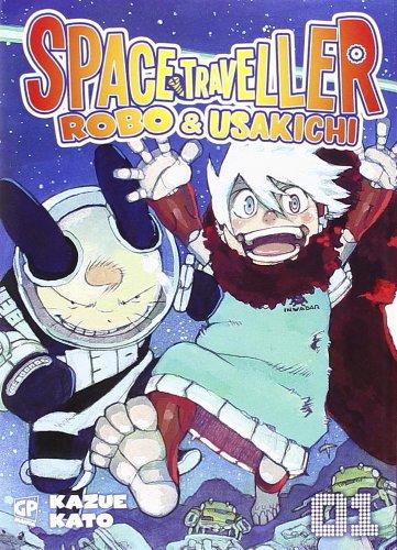 9788866344575: Space traveller. Robo & Usakichi: 1