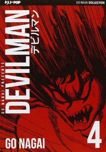 9788866344995: Devilman. Ultimate edition vol. 4