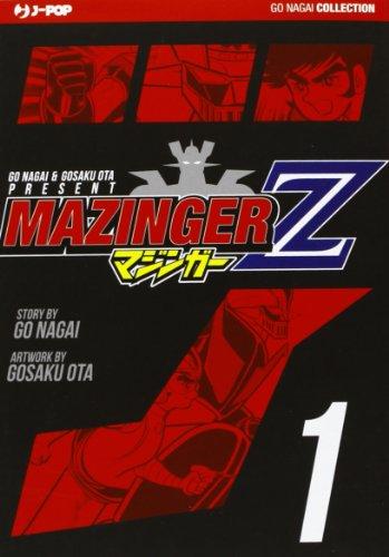 9788866345022: Mazinger Z. Ultimate edition: 1 (J-POP)