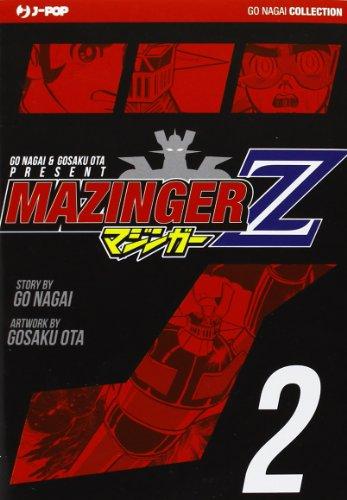 9788866345046: Mazinger Z. Ultimate edition: 2 (J-POP)