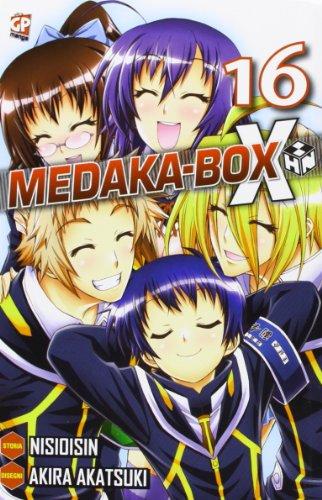9788866346227: Medaka box: 16