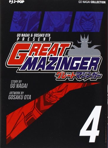 9788866346333: Great Mazinger. Ultimate edition