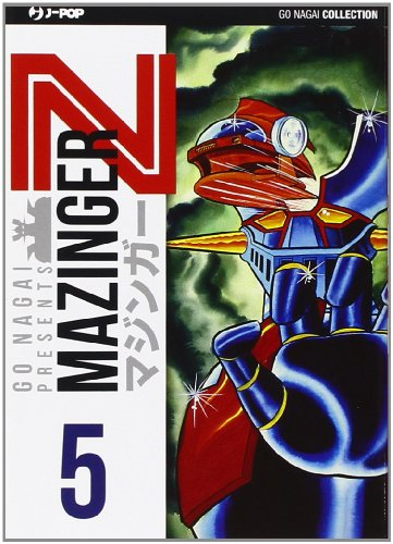 9788866346388: Mazinger Z. Ultimate edition vol. 5