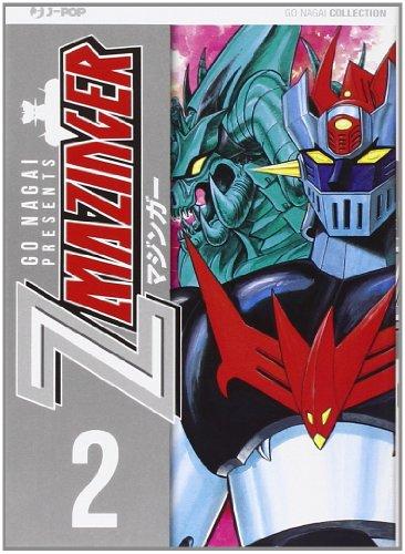 9788866348627: Z Mazinger. Ultimate edition: 2 (J-POP)