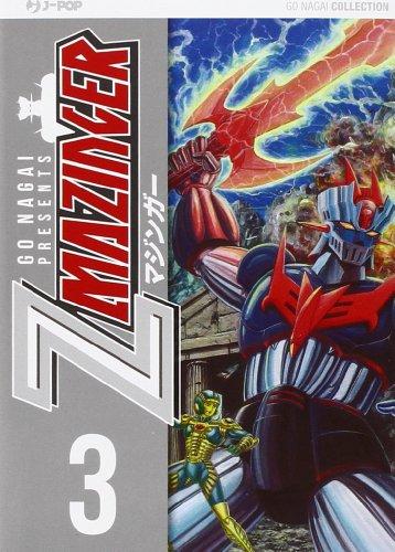 9788866348887: Z Mazinger vol. 3