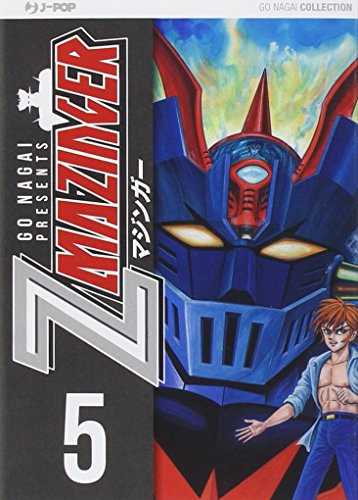 9788866349327: Mazinger Z. Ultimate edition vol. 5