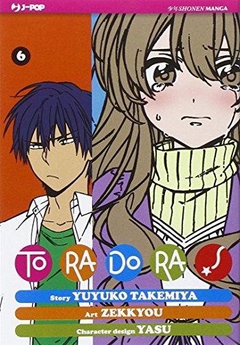 9788866349334: Toradora!: 6 (J-POP)
