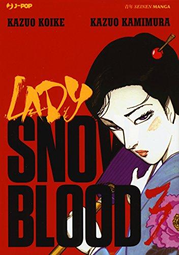 9788866349563: Lady Snowblood: 3 (J-POP)