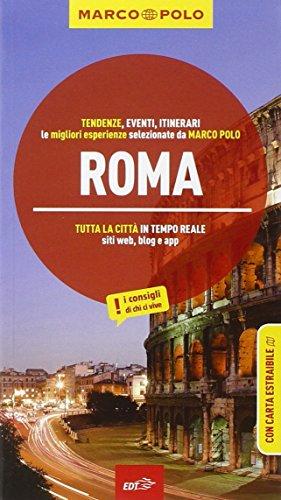 9788866397908: Roma. Con atlante stradale (Guide Marco Polo)
