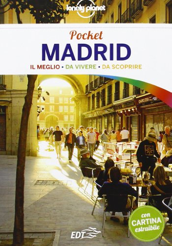 9788866399827: Madrid. Con cartina