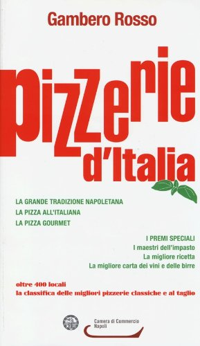 9788866410263: Pizzerie d'Italia del Gambero Rosso