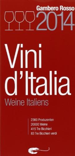 9788866410379: Vini d'Italia 2014. Ediz. tedesca