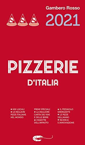 9788866412144: Pizzerie d'Italia del Gambero Rosso 2021