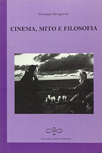 Cinema, mito e filosofia (Paperback): Giuseppe Savagnone