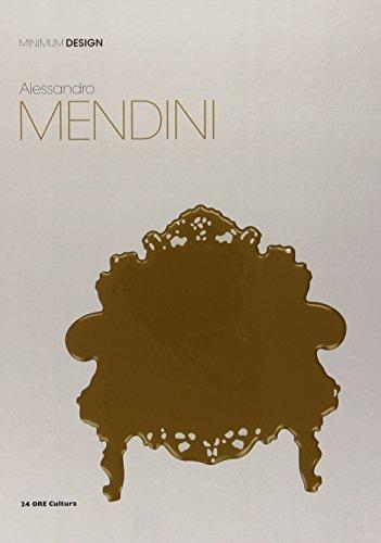 9788866480136: Alessandro Mendini (Minimum design)