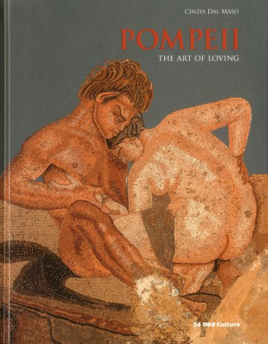 9788866481157: Pompeii: The Art of Loving