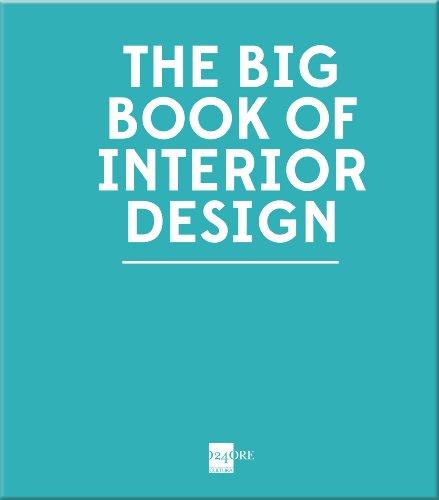 The Big Book of Interior Design (Paperback): Maria Vittoria Capitanucci