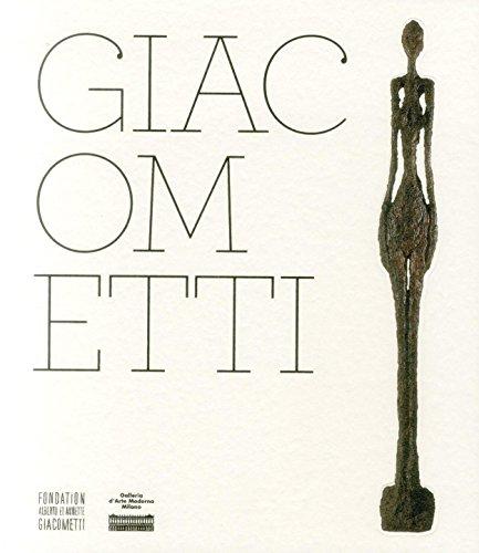 9788866482284: Alberto Giacometti