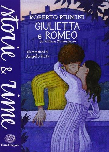 9788866561071: Giulietta e Romeo