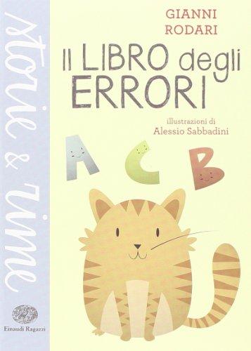 9788866561392: Il libro degli errori