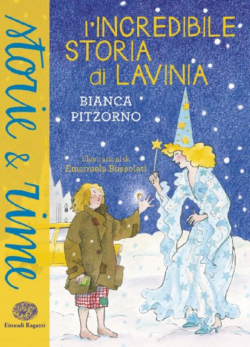 9788866561538: L'incredibile storia di Lavinia