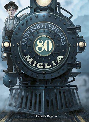 80 miglia (Paperback): Antonio Ferrara