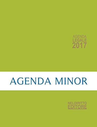 9788866577706: Agenda legale 2017 verde. Ediz. minore