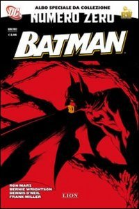 9788866910008: Batman 0