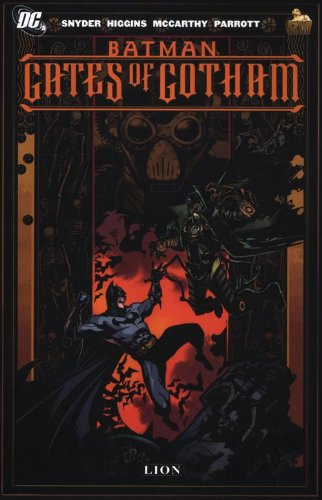 9788866910718: Gates of Gotham. Batman