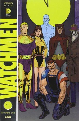 9788866912507: Watchmen: 1