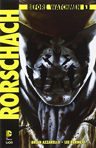 9788866913993: Rorschach. Before watchmen: 1