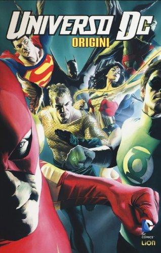 9788866915362: Origini. Universo DC