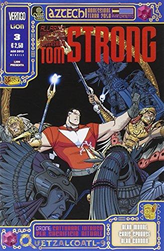 9788866917694: Tom Strong. Prima serie: 3
