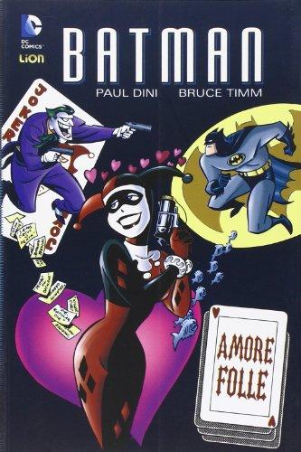 9788866918172: Amore folle. Batman