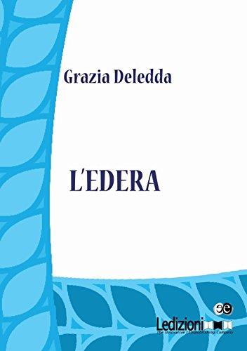 9788867053315: L'edera