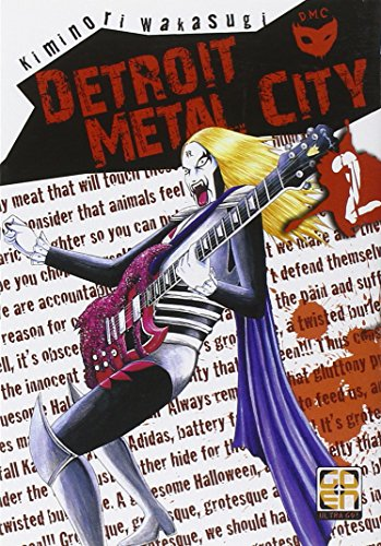 9788867121205: Detroit metal city: 2