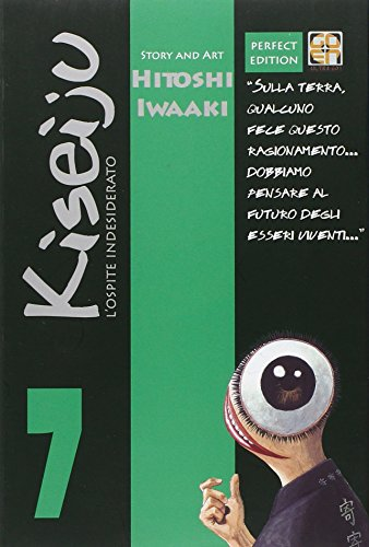 9788867124077: L'ospite indesiderato. Kiseiju (Vol. 7)