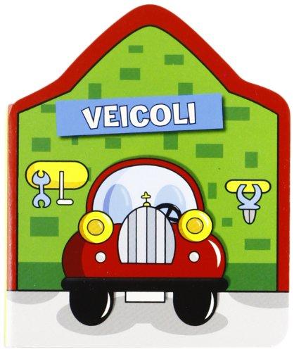 9788867140282: Le casette. I veicoli
